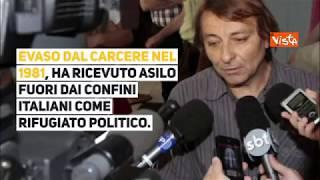 Arrestato in Bolivia Cesare Battisti, latitante numero uno in Italia