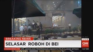 Video Breaking News! Mezanin di Gedung Bursa Efek Indonesia Roboh download MP3, 3GP, MP4, WEBM, AVI, FLV Januari 2018