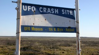 The Roswell Incident - a UFO crash? by CMIcreationstation