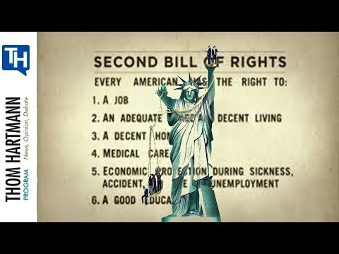 What Would Be On Your Economic Bill Of Rights