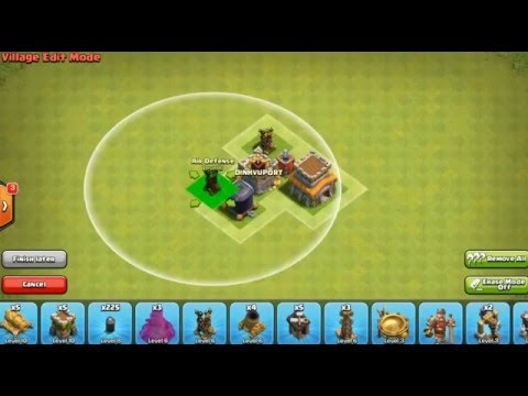 NEW !! Base TH 8  defeat the dragon and GOWIPE