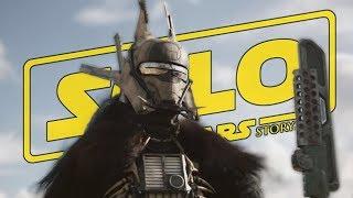 Reaction | Финальный Трейлер  «Хан Соло. Звёздные Войны: Истории/Solo: A Star Wars Story»