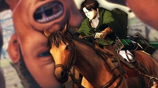 TITAN TRAPPER | Attack On Titan: Wings Of Freedom #6
