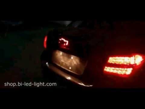 Светодиодные задние фонари N1 Шевроле Круз