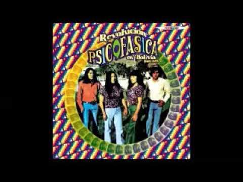 VA – Revolucion Psicofasica En Bolivia 1969-75 - 60's Beat Garage Rock Psychedelic Music ALBUM LP