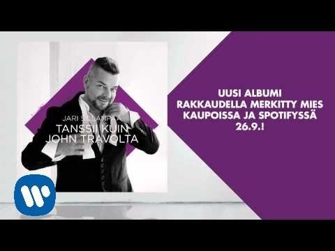 Jari Sillanpää - Tanssii kuin John Travolta (Official)