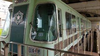 【札幌市交通資料館】過去に活躍した車両たち 20170810