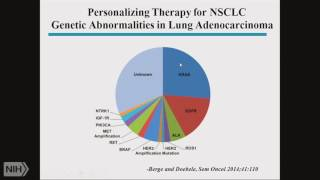 TRACO 2016: NSCLC and Cervical cancer