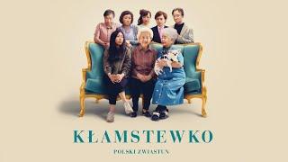 """""""KŁAMSTEWKO""""; zwiastun PL, komedia z nagrodzoną Złotym Globem Awkwafiną, w kinach od 7 lutego 2020"""