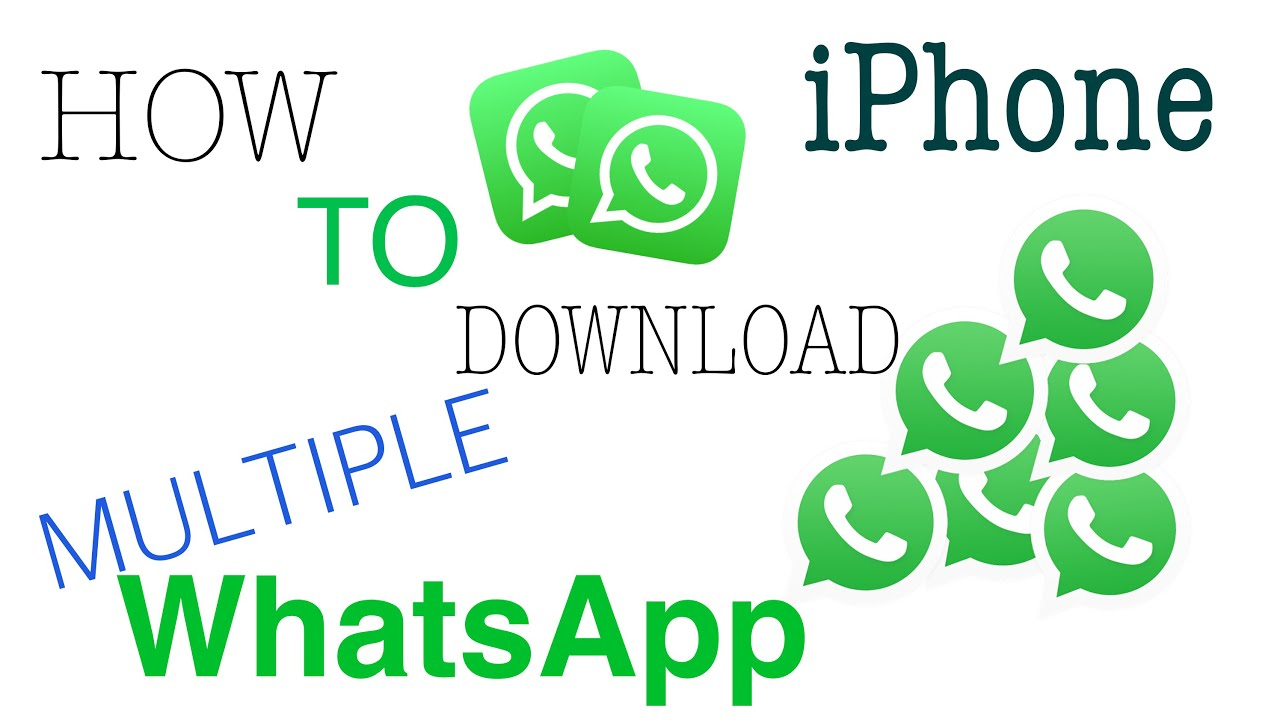 Whatsapp for iphone and ipad » install and download here.