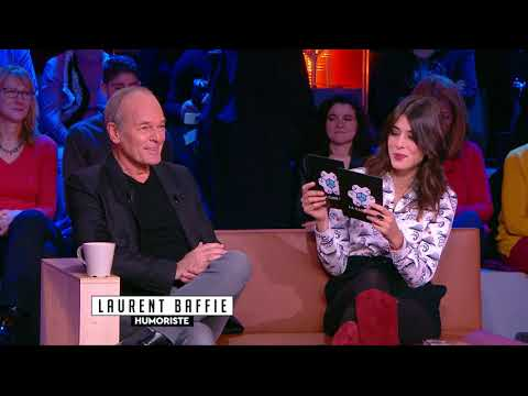 L'interview de Laurent Baffie – CANAL+