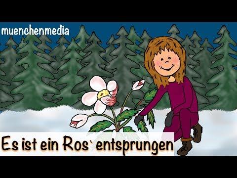 Es ist ein Ros` entsprungen - Weihnachtslieder deutsch   Kinderlieder deutsch - muenchenmedia