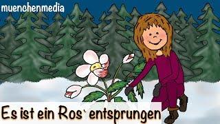 Weihnachtslieder deutsch - Es ist ein Ros` entsprungen