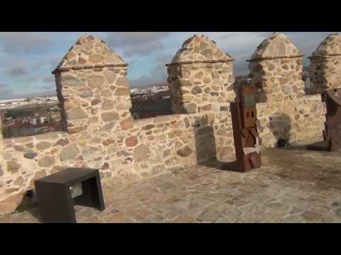 مدينة أبيلا إسبانيا (الحدود بين الأندلس وإسبانيا المسيحية) Avila -spain