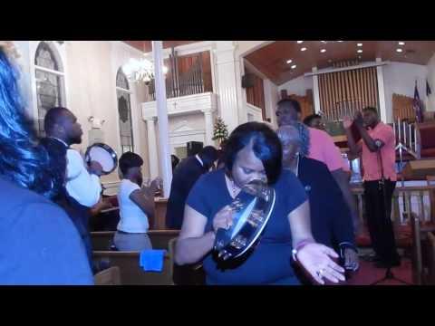I Came to Tell You - Trinity Baptist Church Inspirational Choir  - SC