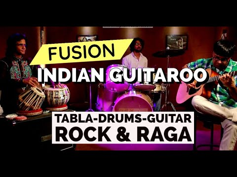 INDIAN GUITAROO (Unbelievable) by Kapil Srivastava, India's Top Guitar Player | Fastest, Best