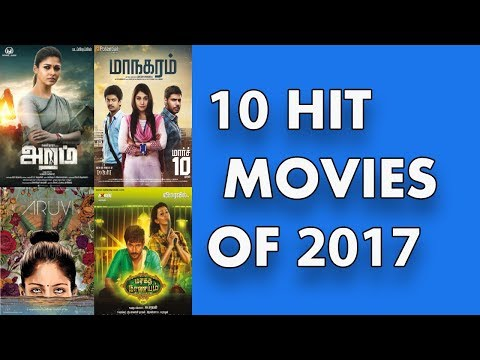 10 Best Tamil Movies 2017 | Tamil Rewind...