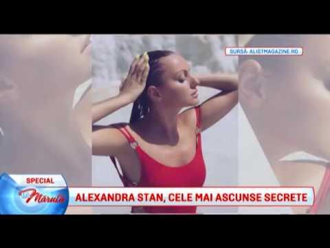 Alexandra Stan, cele mai ascunse secrete