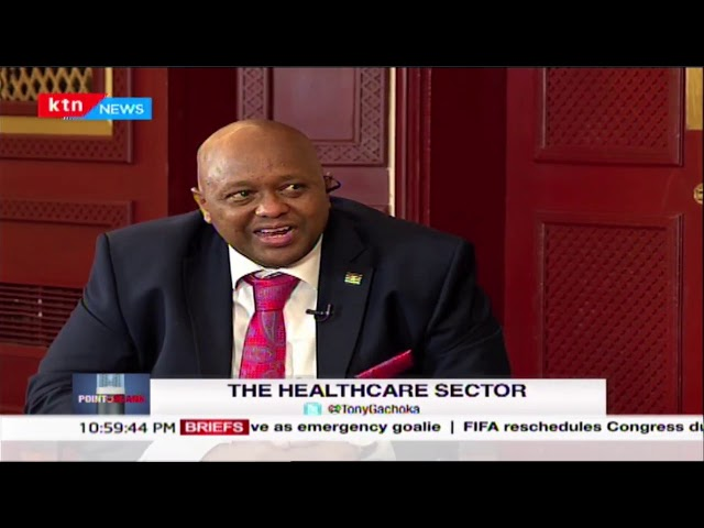 Dr. Loice Ombajo transmissions control and possible cure of viruses | Point Blank | Part 3