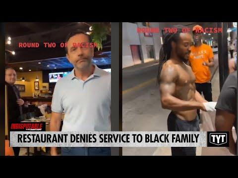 Restaurant DENIES SERVICE To Family Over 'Dress Code'