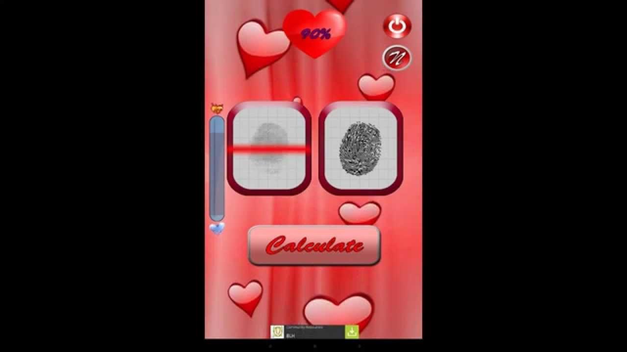 Love test calculator - YouTube