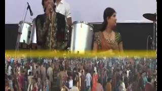Radhe Raas Garba, Ahmedabad - 2011 - Rajdeep Barot, Vanita Barot - Day 7 Part 1