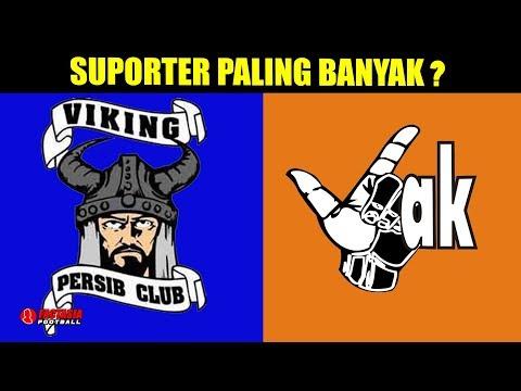 LUAR BIASA!! Suporter Paling Banyak di Liga Indonesia 2017 - 2018 | Suporter Liga 1 Gojek Traveloka