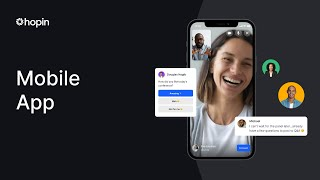 Introducing the Hopin Mobile App