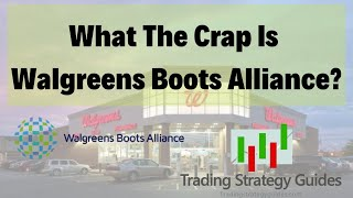 What The Crap Is Walgreens Boots Alliance? + JNJ, AUDNZD, XRP, & Amazon