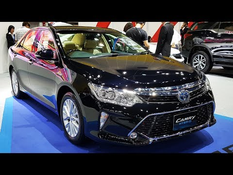 Toyota Camry Hybrid  2.5 HV Premium