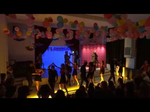 "8 th birthday salsa club ""Flamingo"" - Ruse, Bulgaria"