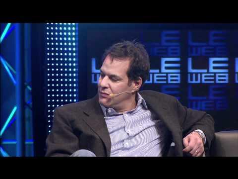 LeWeb 2010 - Leo Laporte, Author, Speaker& Broadcaster.