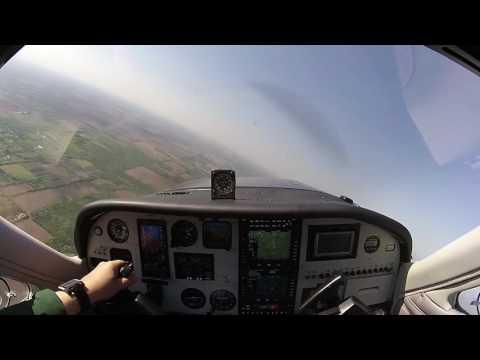 Cessna Cardinal RG Dutch Roll