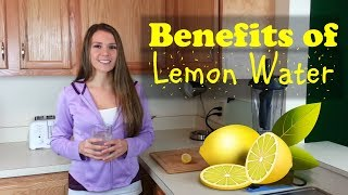 Lemon Water Benefits | How to Make Lemon Water