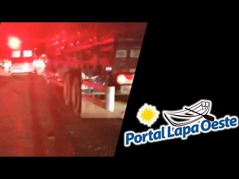 Grave! Muitos feridos, duas vítimas fatais e uma viatura policial atingida em acidente de trânsito no Oeste da Bahia