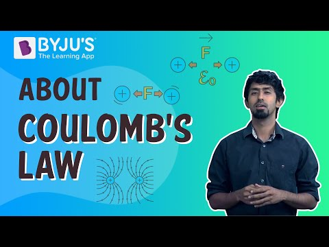 Electrostatics: Coloumb's Law