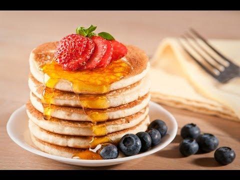 Pancake soffici all'americana,RICETTA SEMPLICISSIMA