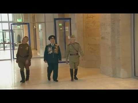 »Das letzte Mal war ich im Reichstag am 12. Mai 1945«