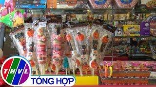 THVL   Bánh kẹo nhập ngoại hình dạng kỳ quái đắt hàng mùa Halloween