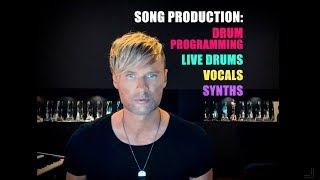 "Brian Tyler Produces a Track: ""Cosmic Butterfly"""