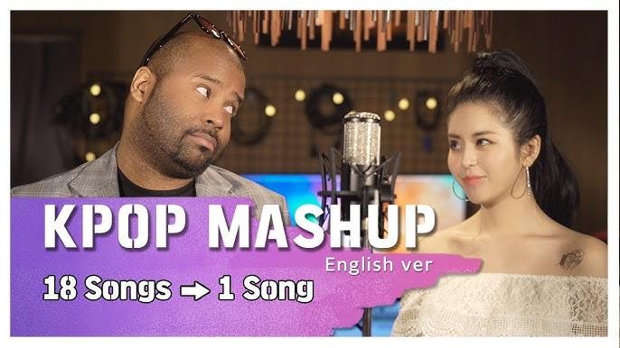 [MASHUP] KPOP 18 Hit songs (English Ver.) l Aran TV x Greg