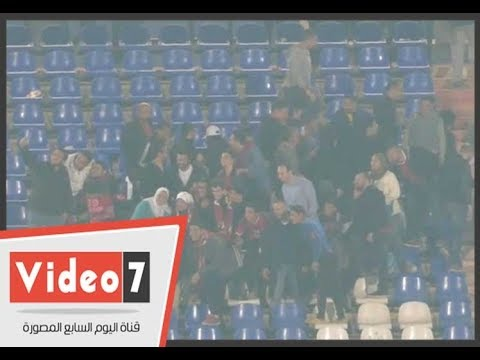 اليوم السابع :جماهير الأهلى تلتقط سيلفى جماعى بعد الفوز علي النصر بخماسية