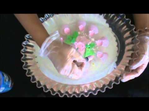 Como hacer un ramo de rosas con alcatrazes pt 3 jelly - Como secar un ramo de rosas ...