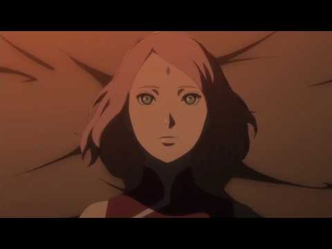 Sakura remembers when he had told Naruto that he loved