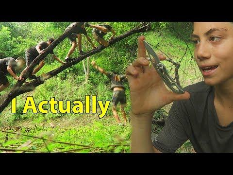 I Actually Saved A Life, Tree Climb, Wall Run...