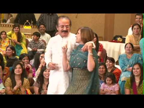 Hinnaa and Latif Mehndi & Wedding Highlights