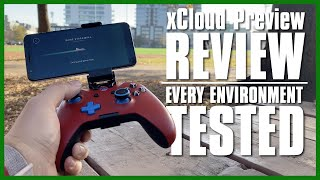 xCloud Preview Review & Gameplay - Every Streaming Environment Tested
