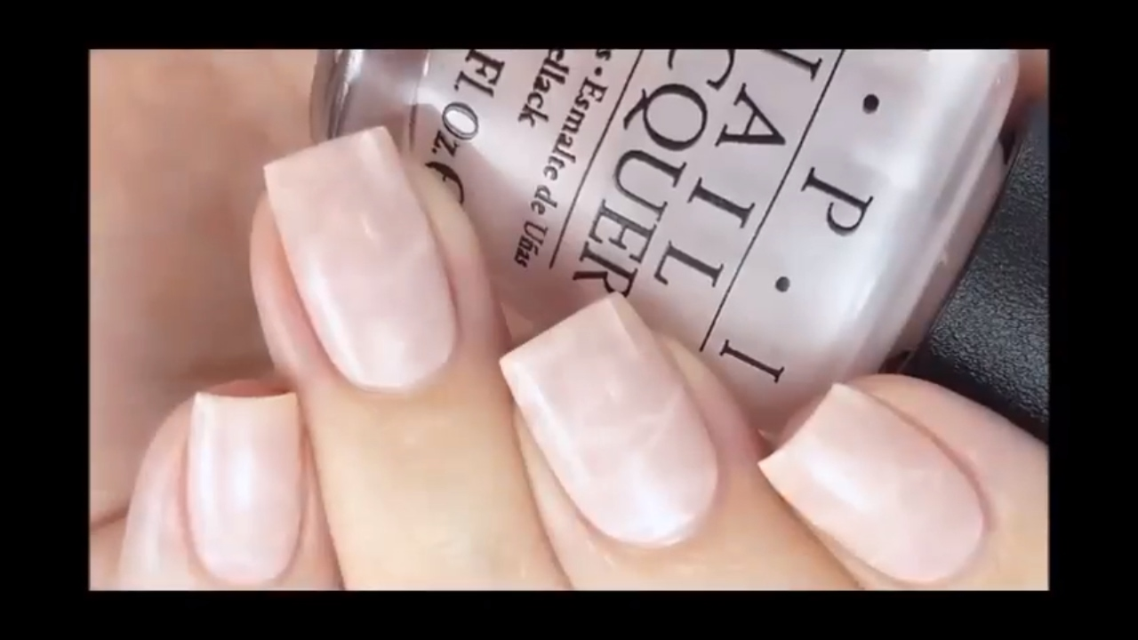 Rose Quartz Nails - New Nail Trend | easy nail art designs ...