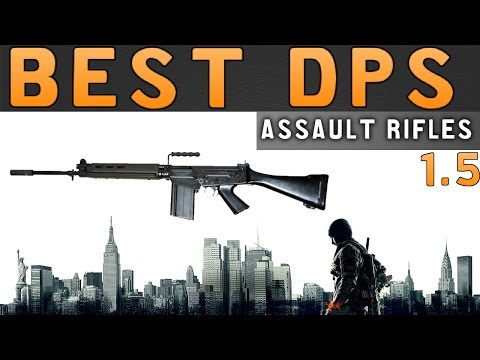 Best Assault Rifle DPS | 1.5 | The Division