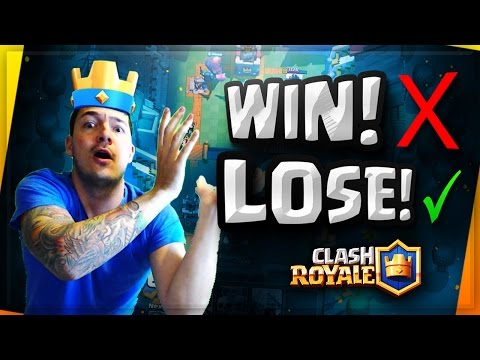 Clash Royale | You Can't WIN Challenge!